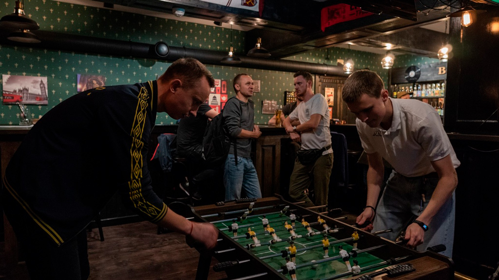 britannia Коломна игра в Кикер