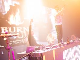 Burn rap tour - Каменный лес Stone Forest