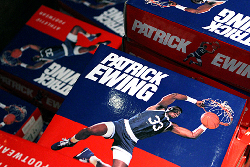 Ewing Athletics история
