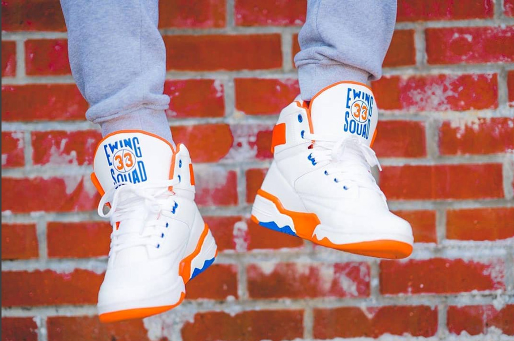 Ewing Athletics баскетбол