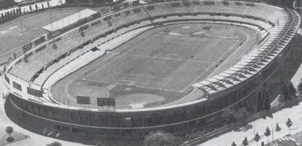 Ретро стадион Ювентуса - Каменный лес Stone Forest