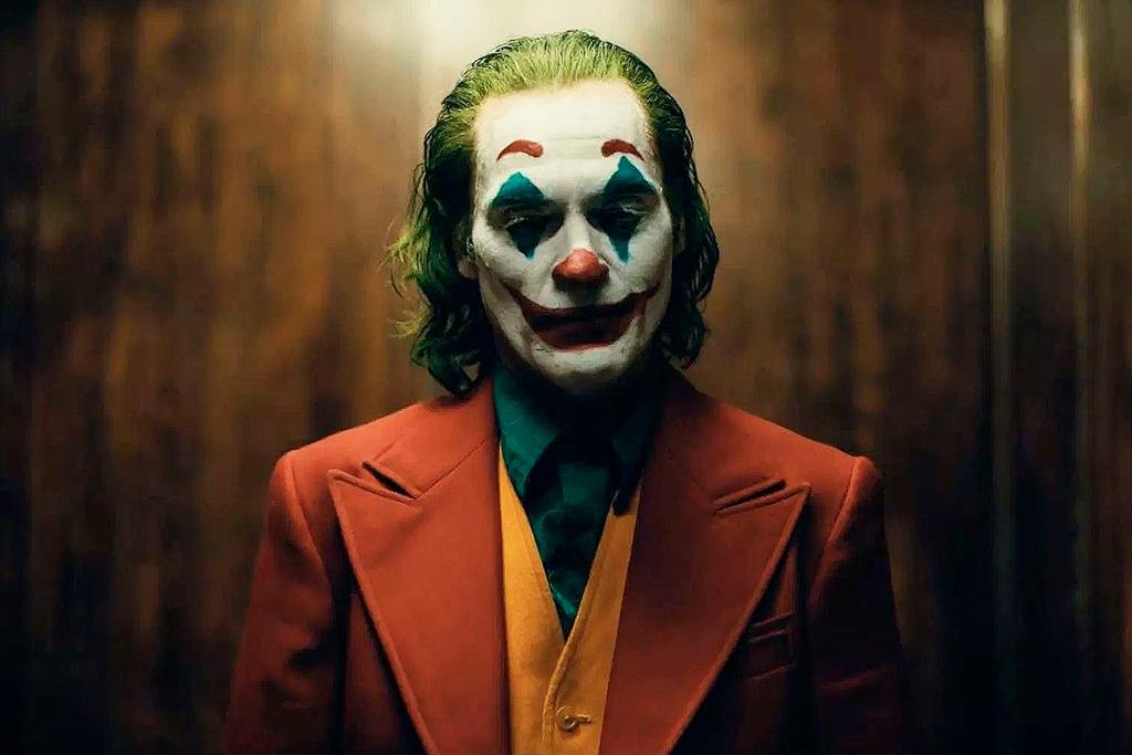 Кадры из фильма Джокер 2019