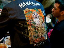 maharishi история бренда на портале каменный лес