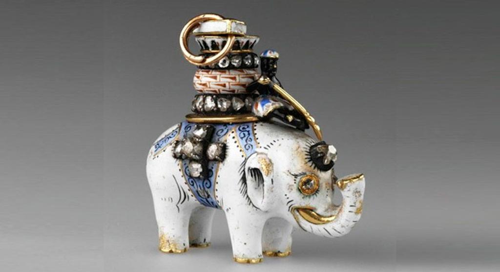орден белого слона из Дании
