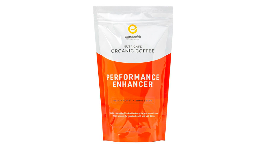 EnerHealth NutriCafe Performance Coffee кофе для спортсменов