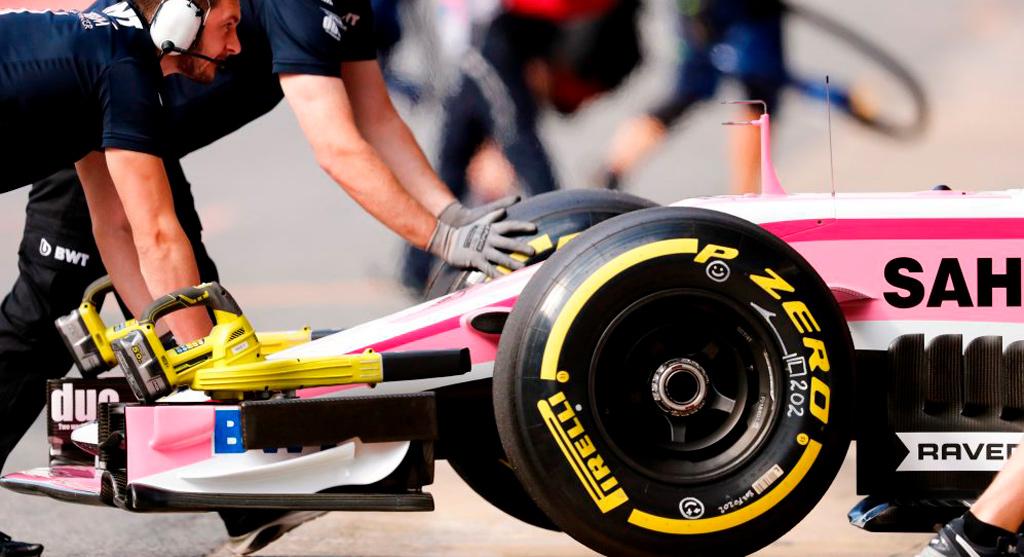 формула 1 Pirelli