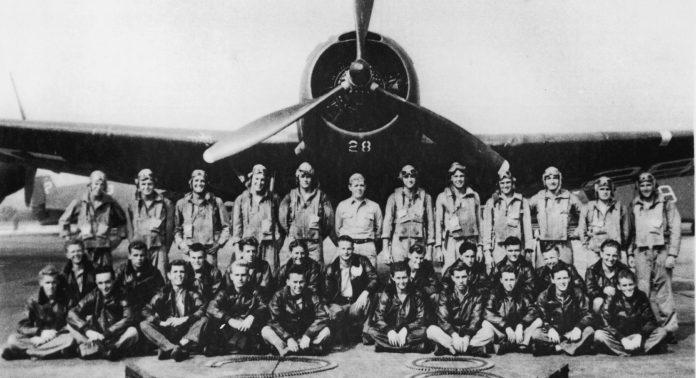 пропажа 5 бомбардировщиков Эвенджер вылет 19