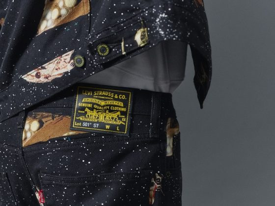Одежда Levis Star Wars - Каменный лес Stone Forest