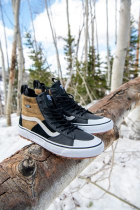 Ботинки Vans Sk8-Hi MTE 2.0. DX - Каменный лес Stone Forest