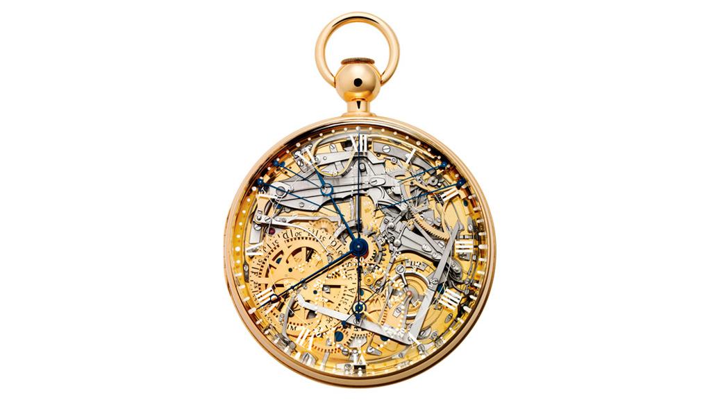 карманные часы для королевы Марии-Антуанетты