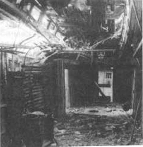 Взорванный вагон во время ограбления - Каменный лес Stone Forest