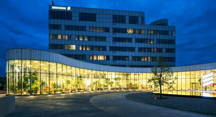 ericsson штаб квартира бренда