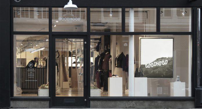 магазин Goodhood