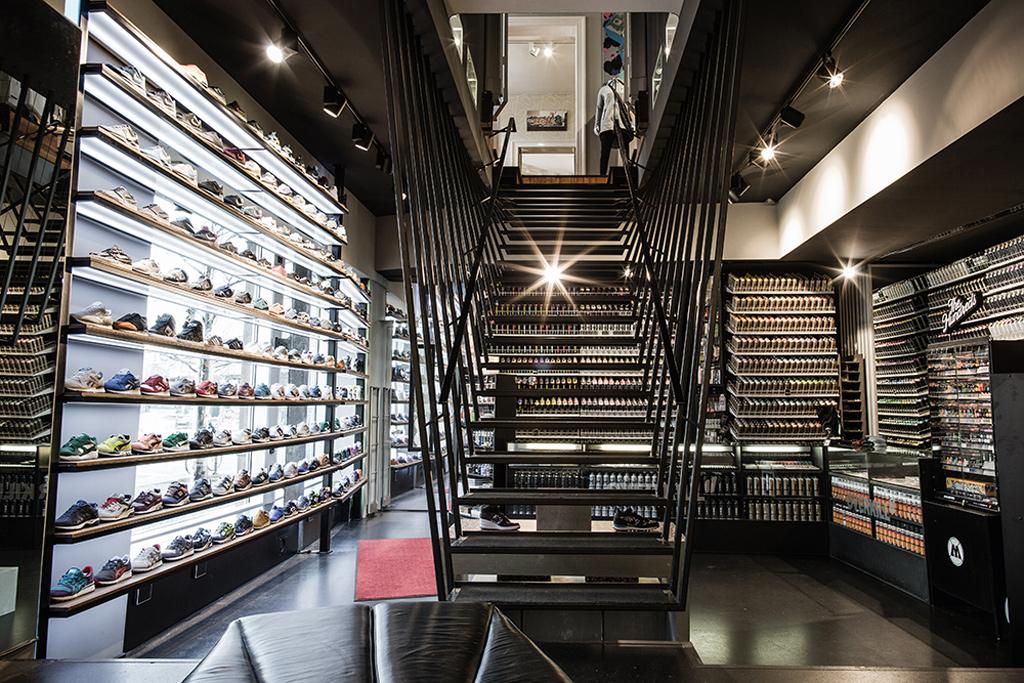 Магазин Overkill Берлин