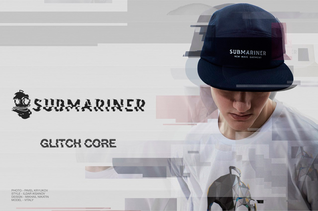 Submariner Glitch Core