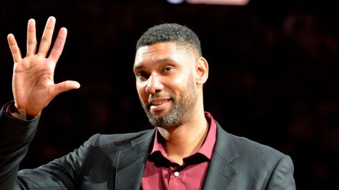 Timothy Theodore Duncan американский баскетболист НБА
