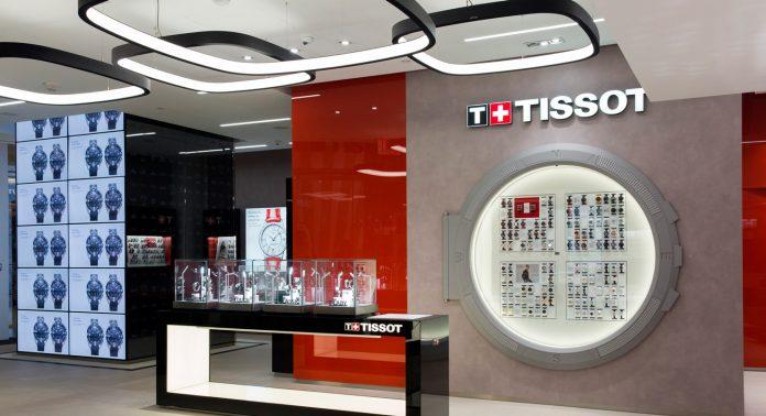 Tissot - швейцарские часы как развивалась история бренда