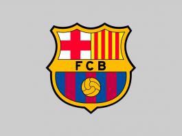 лого футбольного клуба Барселона