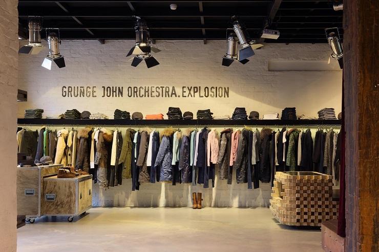 Магазин Grunge John Orchestra. Explosion - Каменный лес Stone Forest