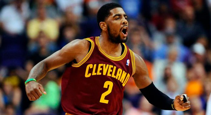 Баскетболист Kyrie Irving