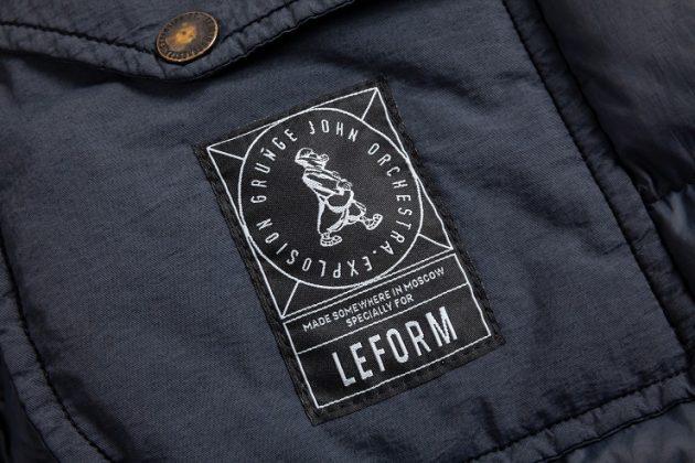 Одежда LEFORM x Grunge John Orchestra. Explosion - Каменный лес Stone Forest