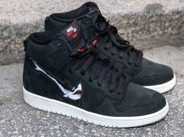 Nike SB x OSKi Dunk High