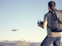 как путешествовать с дроном