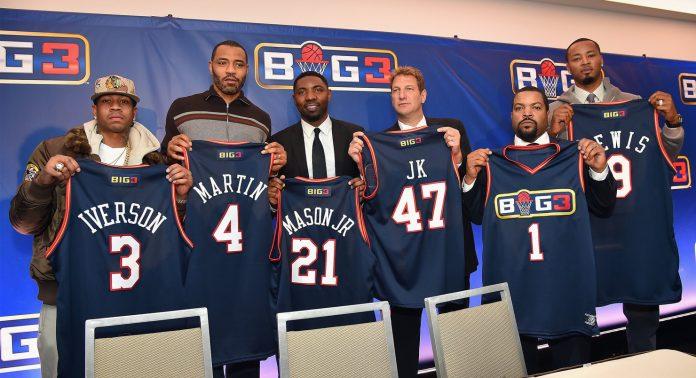 баскетбольная лига Big3