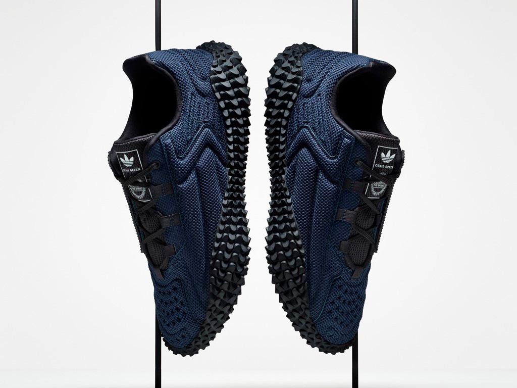 коллаборация adidas Originals Craig Green