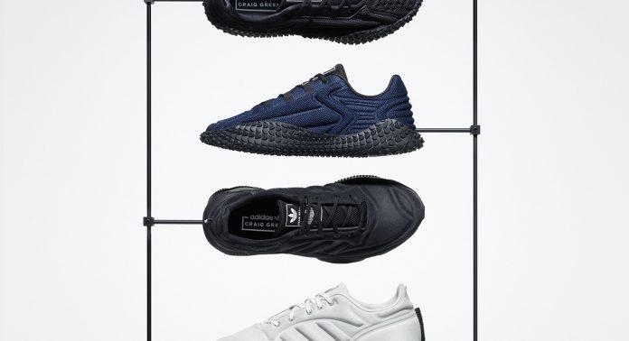 кроссовки adidas originals craig green