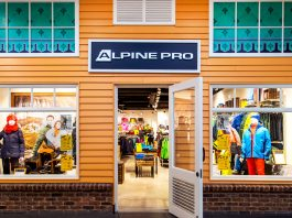 чешский бренд Alpine Pro