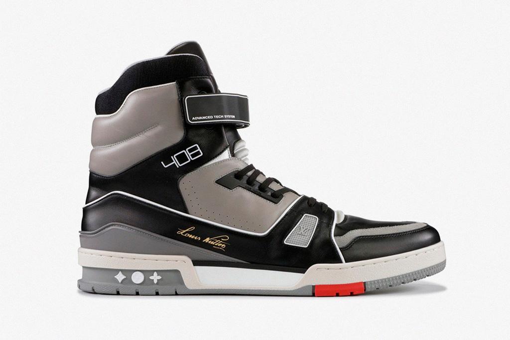 кроссовки Avia и Louis Vuitton