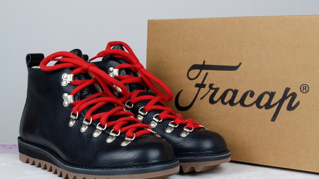 итальянские ботинки Fracap