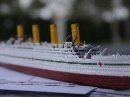 корабль Британник