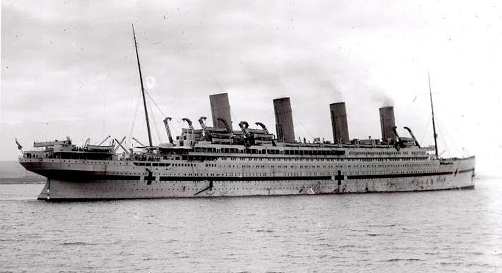 фото судна Британник