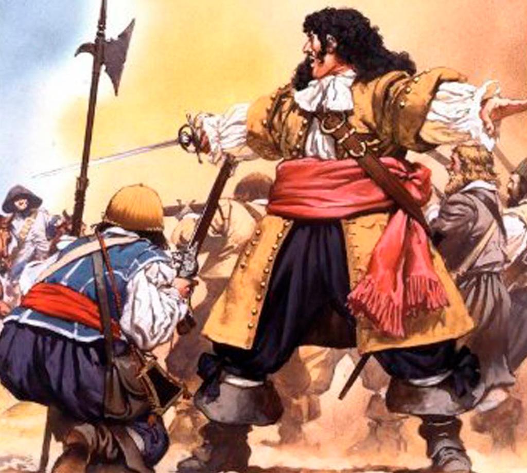 пираты буканьеры