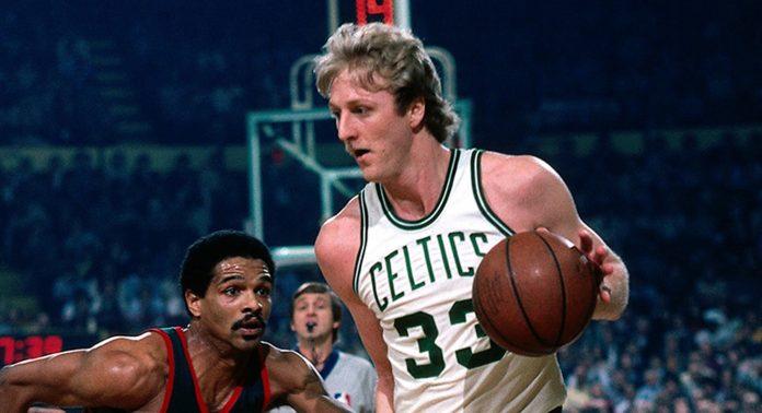 баскетболист larry joe bird