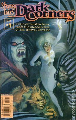 Морбиус в Strange Tales: Dark Corners - Каменный лес Stone Forest