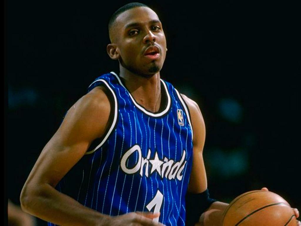 баскетболист Анферни Хардуэй драфт НБА