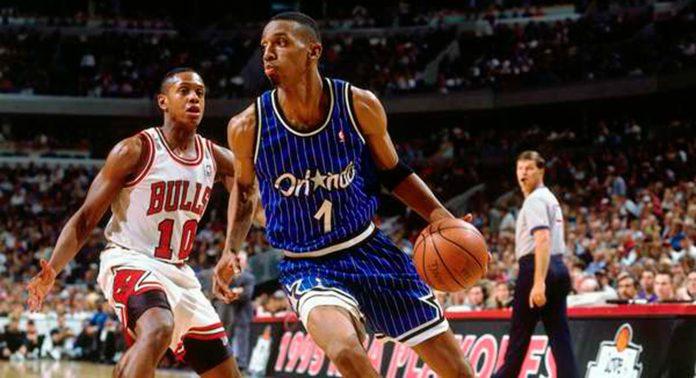 Баскетболист НБА Penny Hardaway