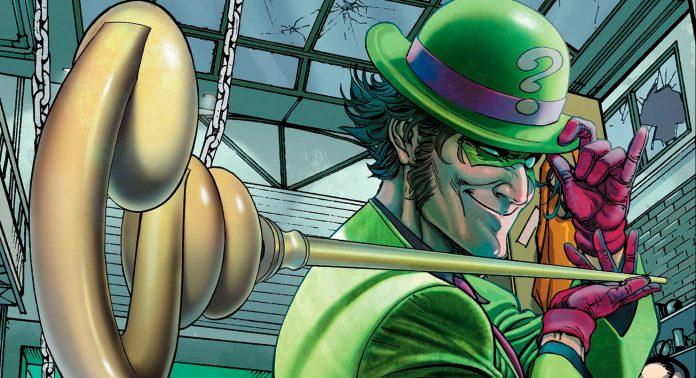 Загадочник, персонаж из комиксов DC Comics