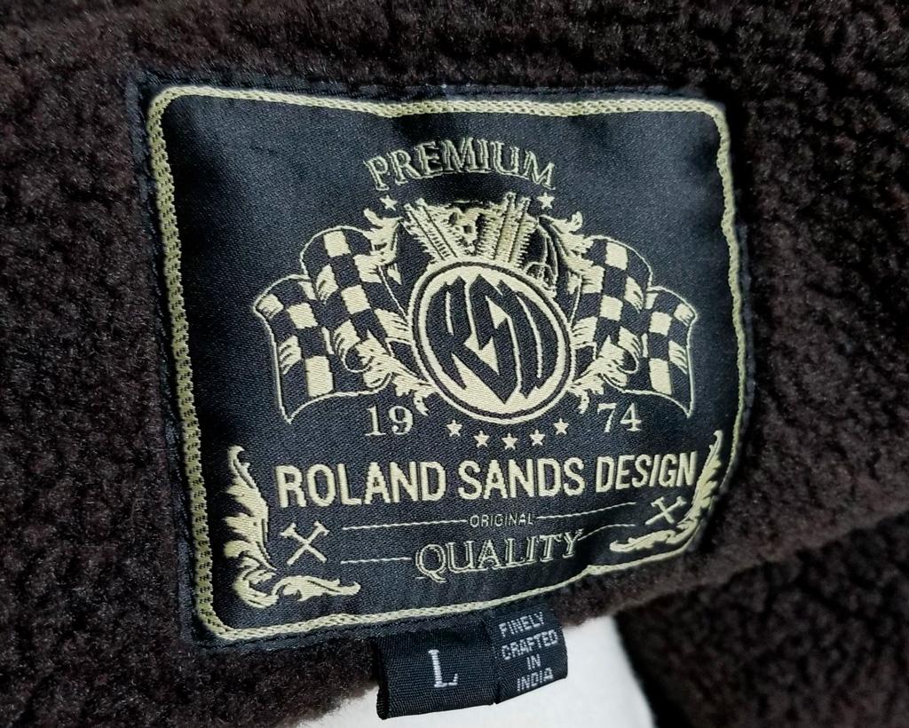 мотоциклетная одежда Roland Sands