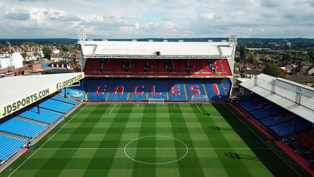 Selhurst Park - Crystal Palace FC