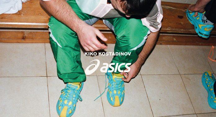 Кроссовки ASICS Kiko Kostadinov GEL Kiril