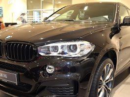 BMW X6 - Каменный лес Stone Forest