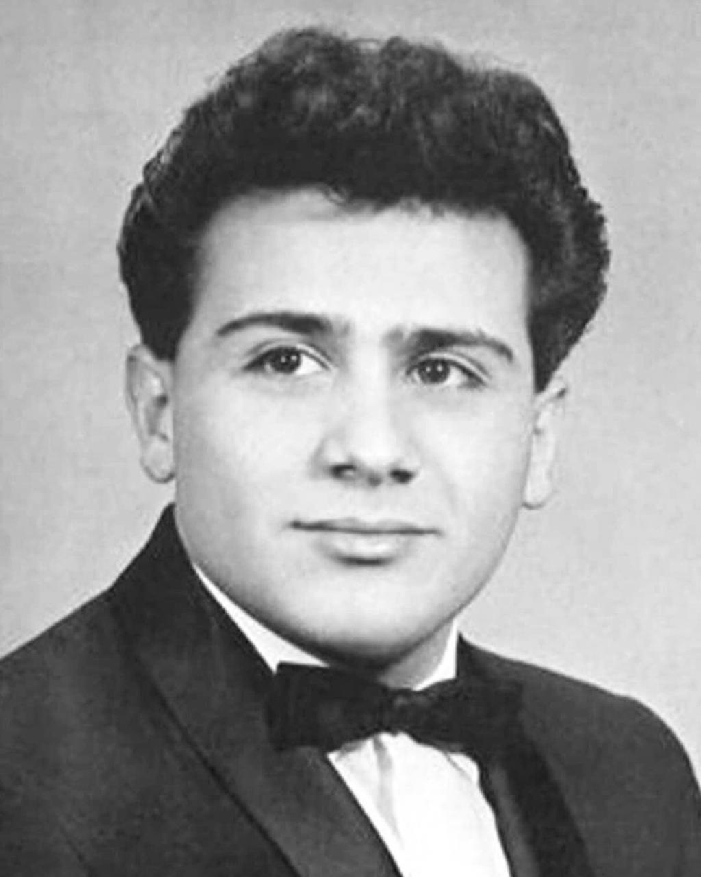 Дэнни Де Вито в молодости
