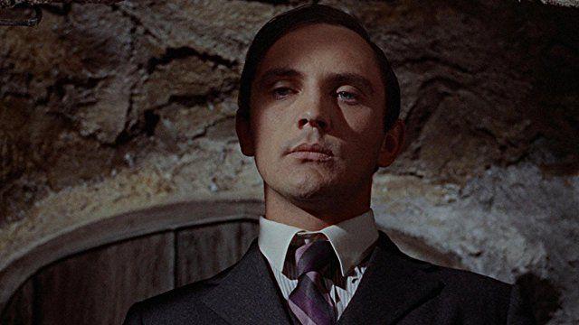 Теренс Стэмп Коллекционер 1965 фильм - Каменный лес Stone Forest
