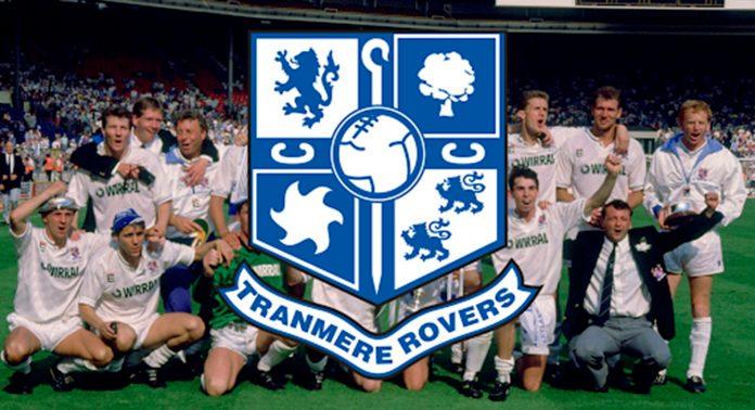 Английский футбольный клуб Tranmere Rovers