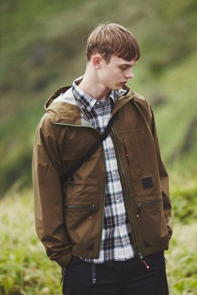 Woolrich Outdoor Label 2020 - Каменный лес Stone Forest