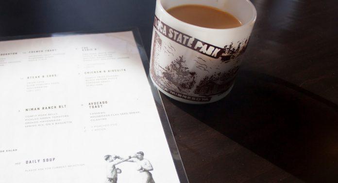 Кофе Черный глаз (Black eye coffee)